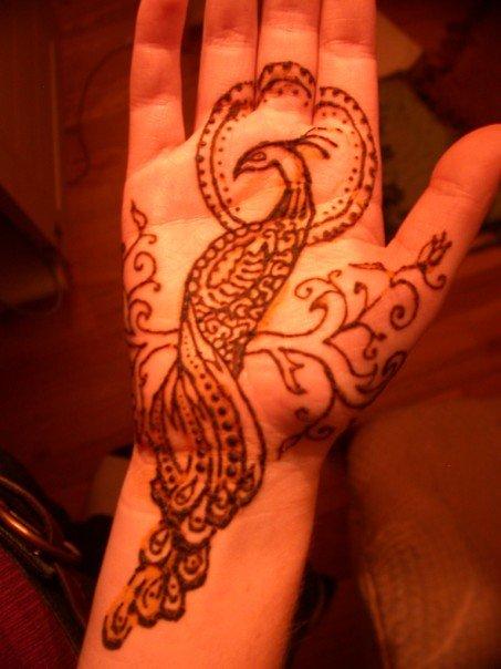Henna by celestegrace