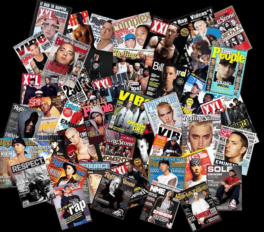 magazine cover collage by spiritwolf671 on deviantart