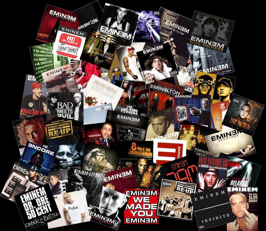 Eminem all albums