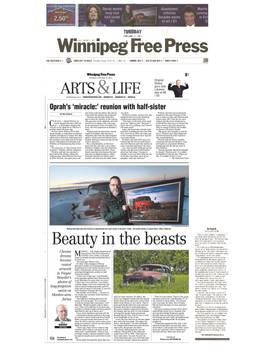 Winnipeg Free Press - Jan 2011