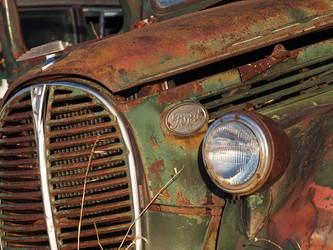 Ford 85 by WayneBenedet