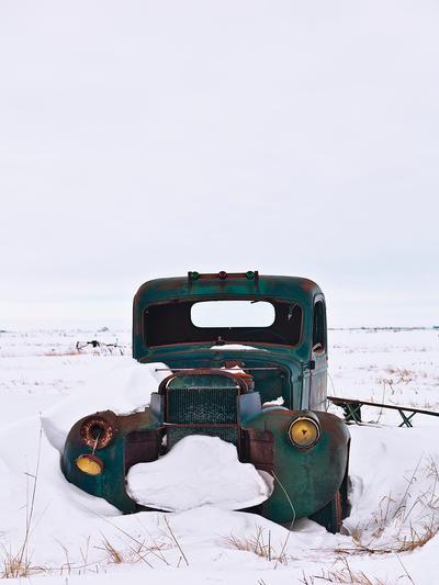 Deep Freeze by WayneBenedet