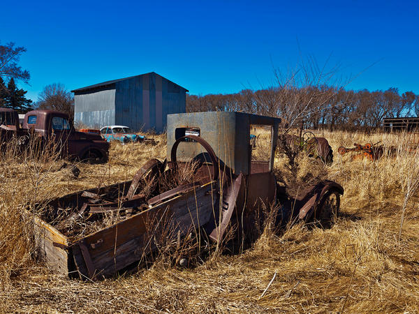 Straw Boss (8113) by WayneBenedet