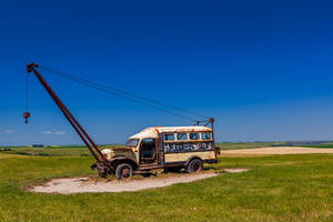Sky Bus (2782) by WayneBenedet