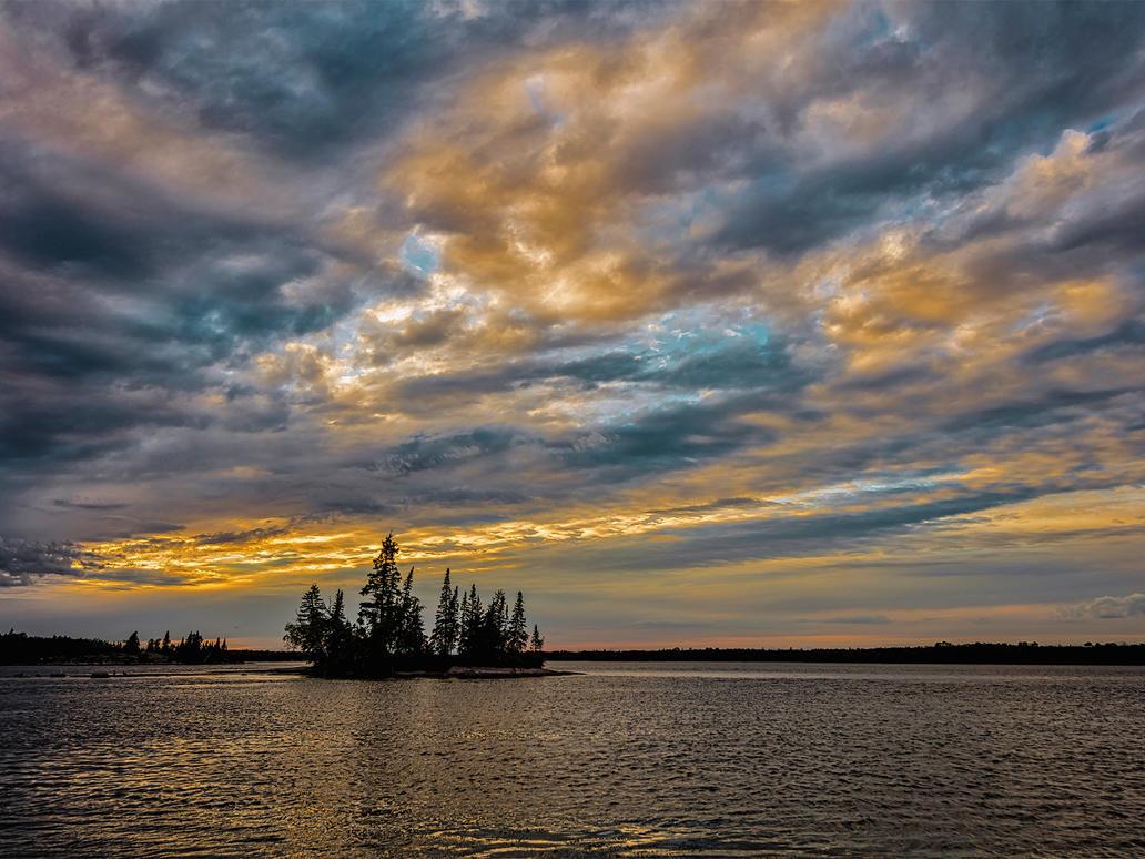 Margaret Lake (WAB2682) by WayneBenedet