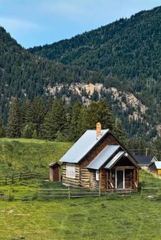 Mountain Retreat (WAB7130)