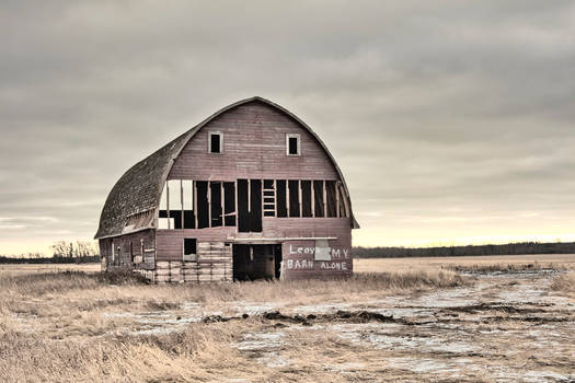 Leave My Barn Alone (WAB8310)