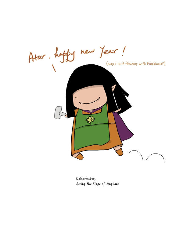 And a Happy New Year! by eilian