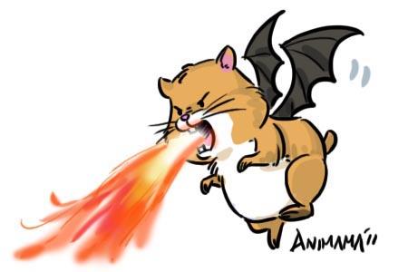 Hojo Hamster by MagicRat