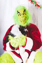 Dweezil and the Grinch. by MagicRat