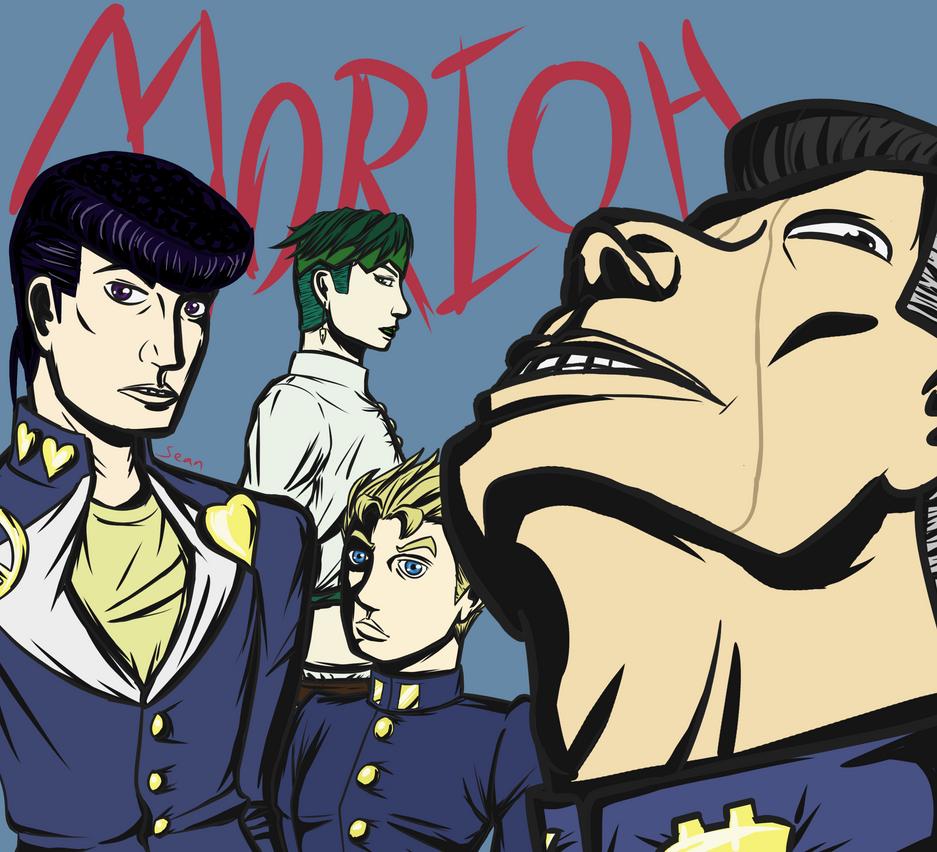 Morioh Crew by tipsd9video