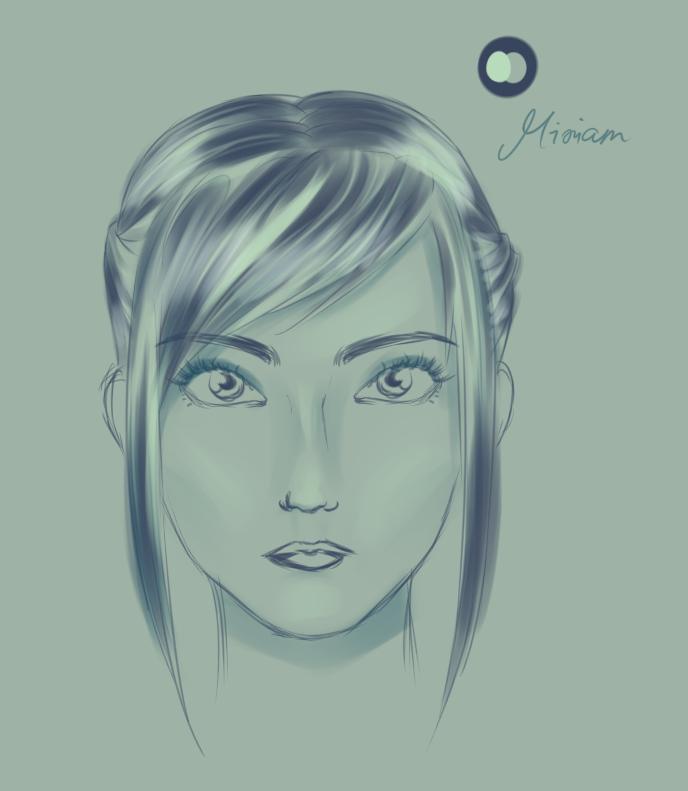 Sketch 1 by RainbowDragonKasai