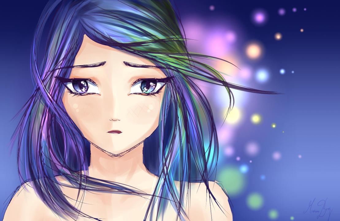 Lisana by RainbowDragonKasai