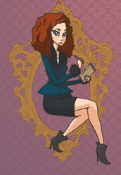 Ms. Lounds by Her-Royal-Nibs