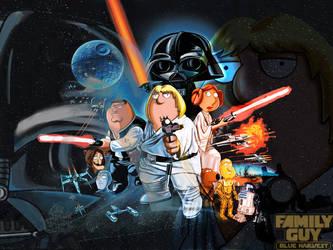 Family Guy: Blue Harvest by tonyrom