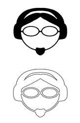 Tonyrom 2D logo