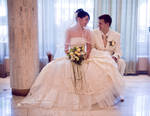 couple in the registry office by soft-paws
