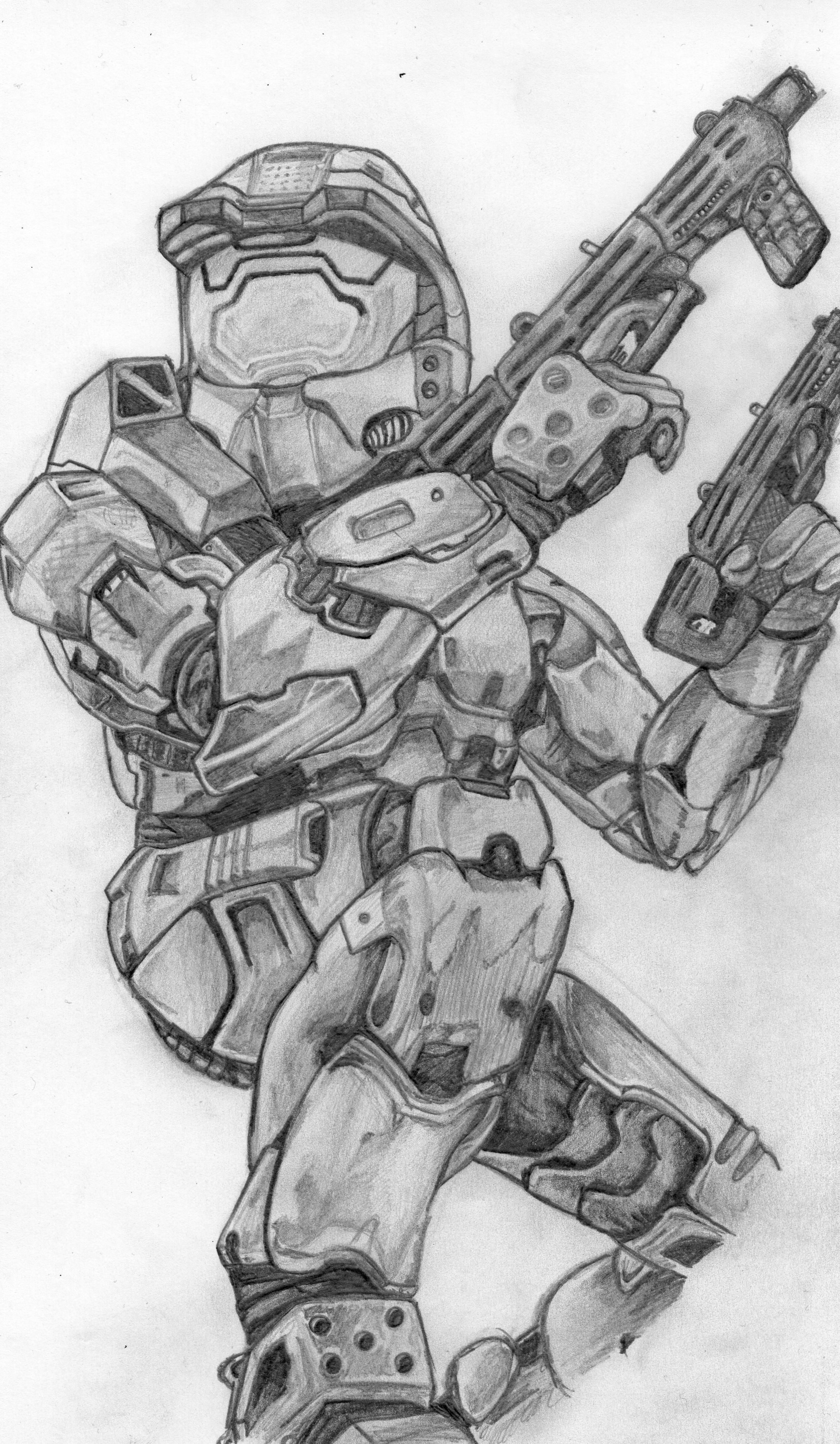 Halo 2 by deathlouis