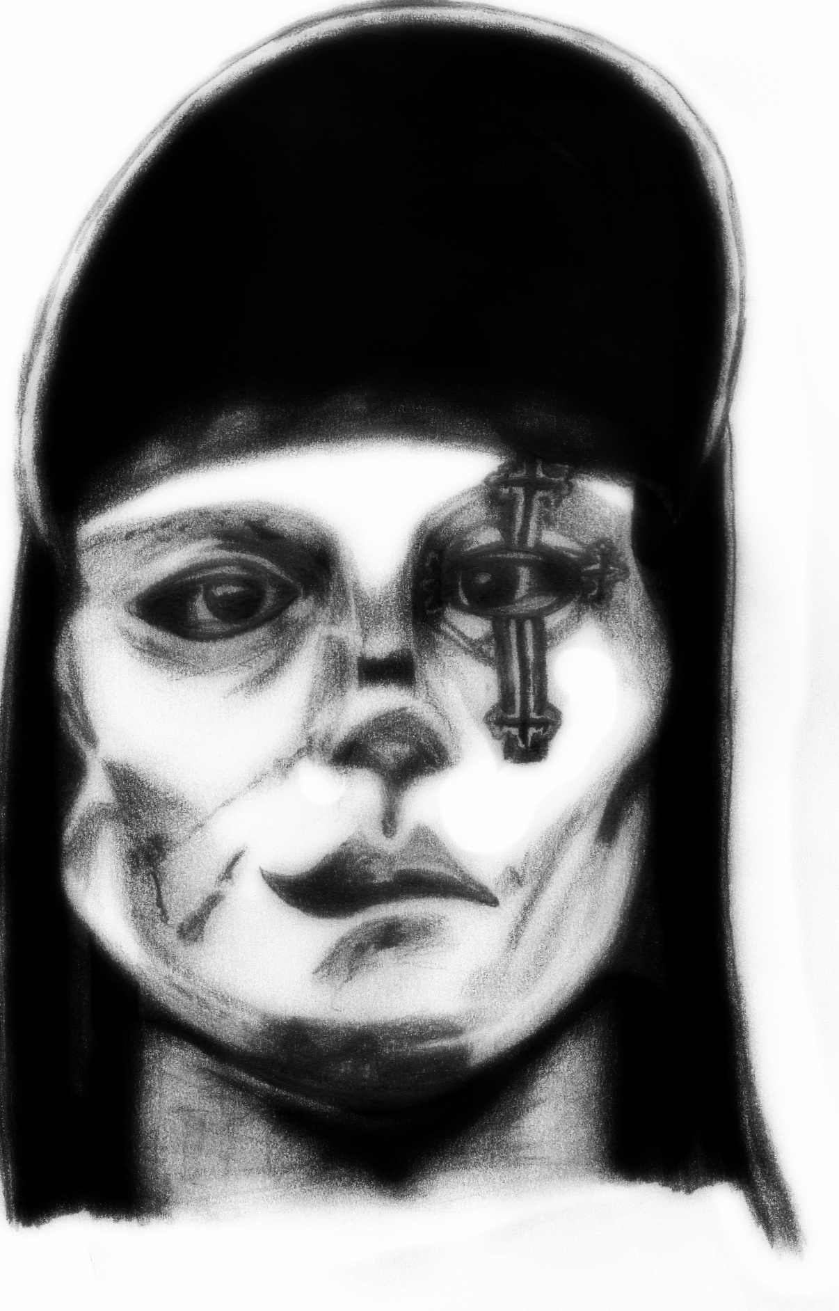 Hollywood Undead New Masks Drawings