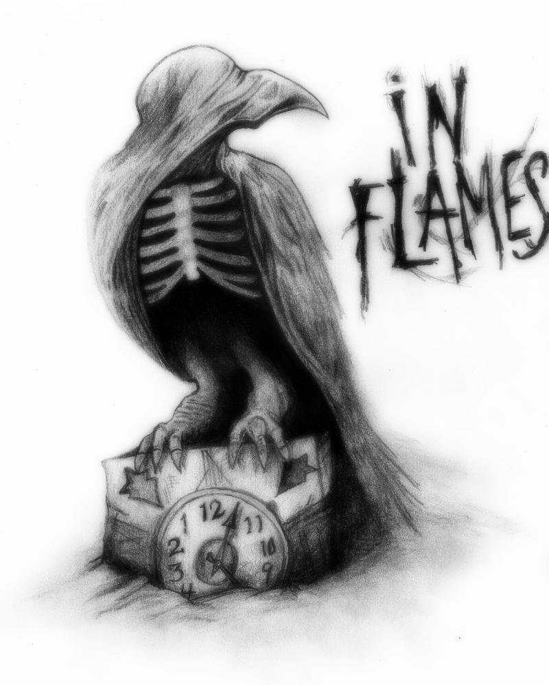 in flames sounds of a playground fading by deathlouis on