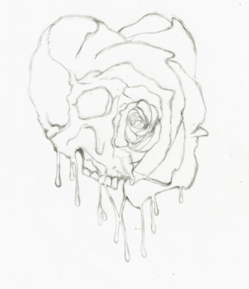 New Tattoo Design (Outline) By Deathlouis On DeviantArt