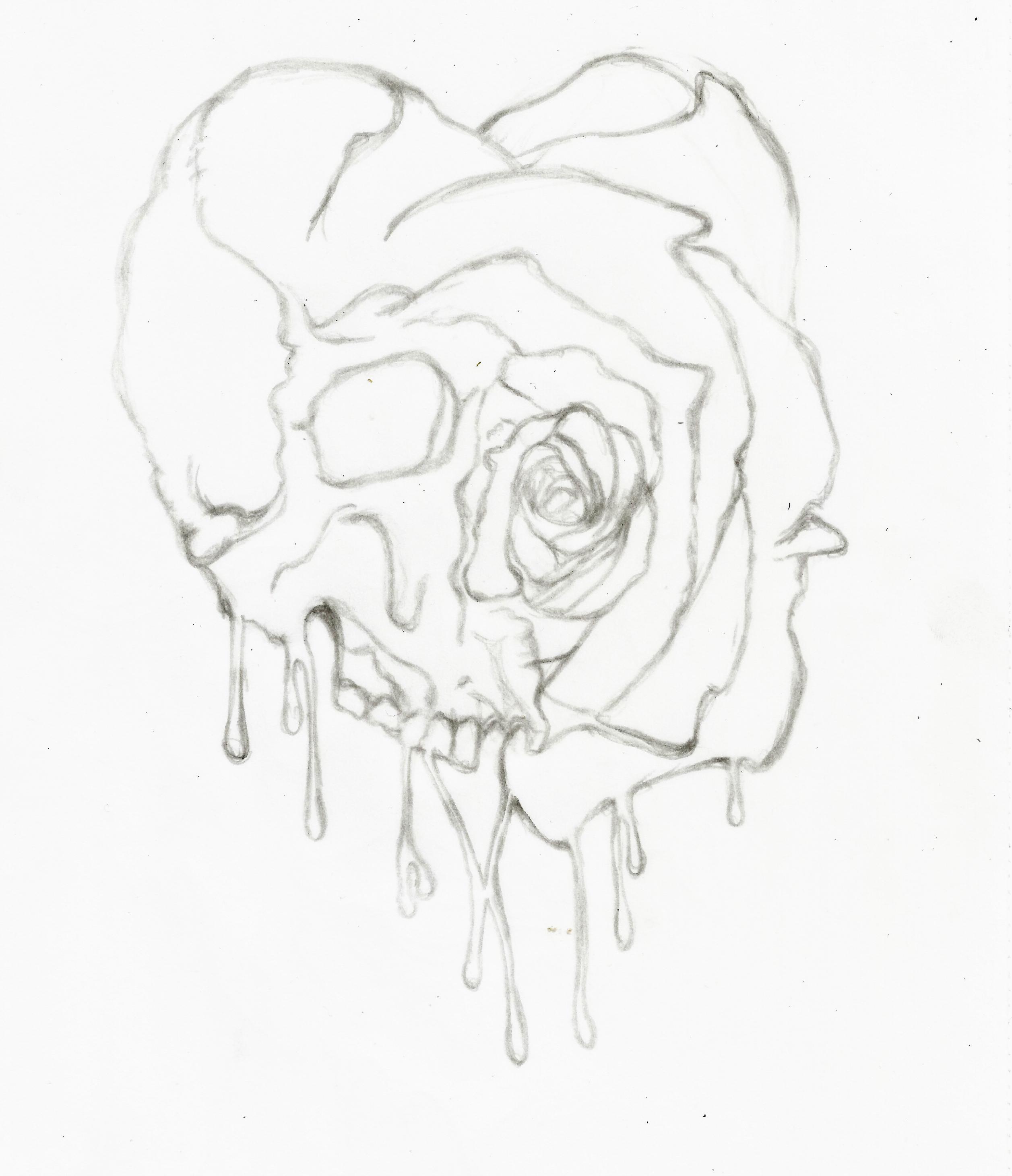 New Tattoo Design (Outline) By Deathlouis On DeviantArt