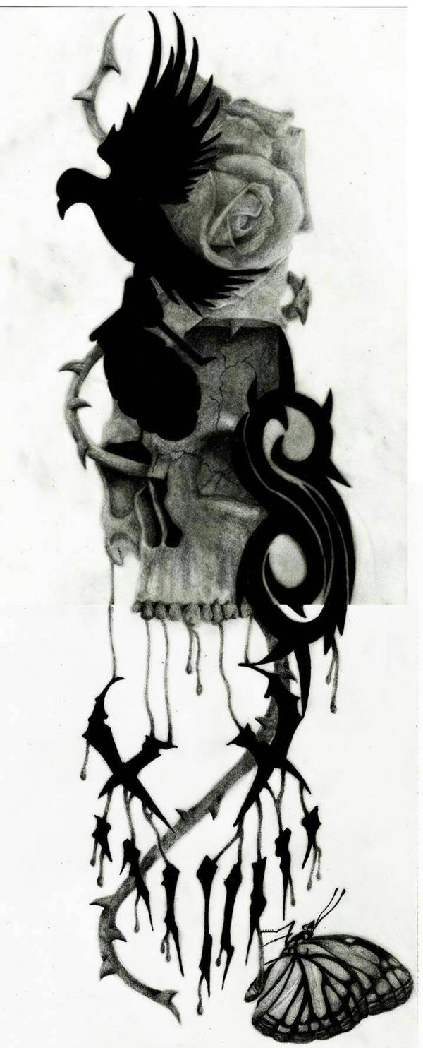 band logos tattoo design by deathlouis on deviantart. Black Bedroom Furniture Sets. Home Design Ideas