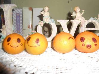 Orange Love by XxDimondDustxX