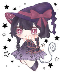 [OPEN] Adopt Black Witch