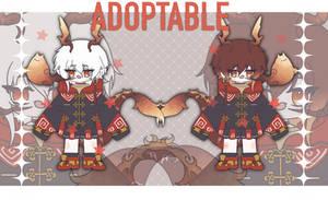 [OPEN] Adoptable Dragon