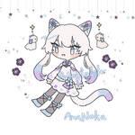 [OPEN] Adoptable Mimi by AnaNoka