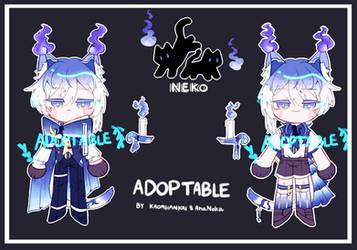 [Close] Collab Adoptable Neko-Kun