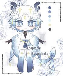 [OPEN] Adoptable Mimidragon by AnaNoka