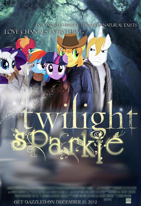 The Twilight Sparkle Saga by deenukiza