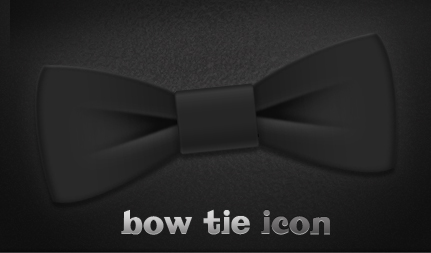 Bow tie Icon by tomeqq