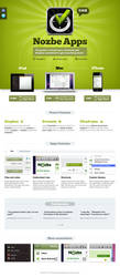 NozbeApps website by tomeqq