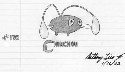 Chinchou by bfsnorlax