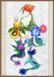 [Set Price] Wildflowers (OPEN) by cepphiro