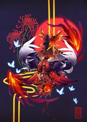 [Auction] Higanbana: Death's Blossom (Closed)