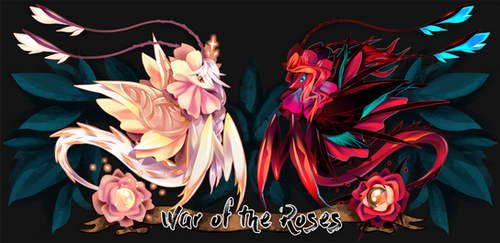 [Set Price] War of the Roses (Closed)