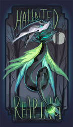 [Free Raffle] A Haunted Reaping (Closed)