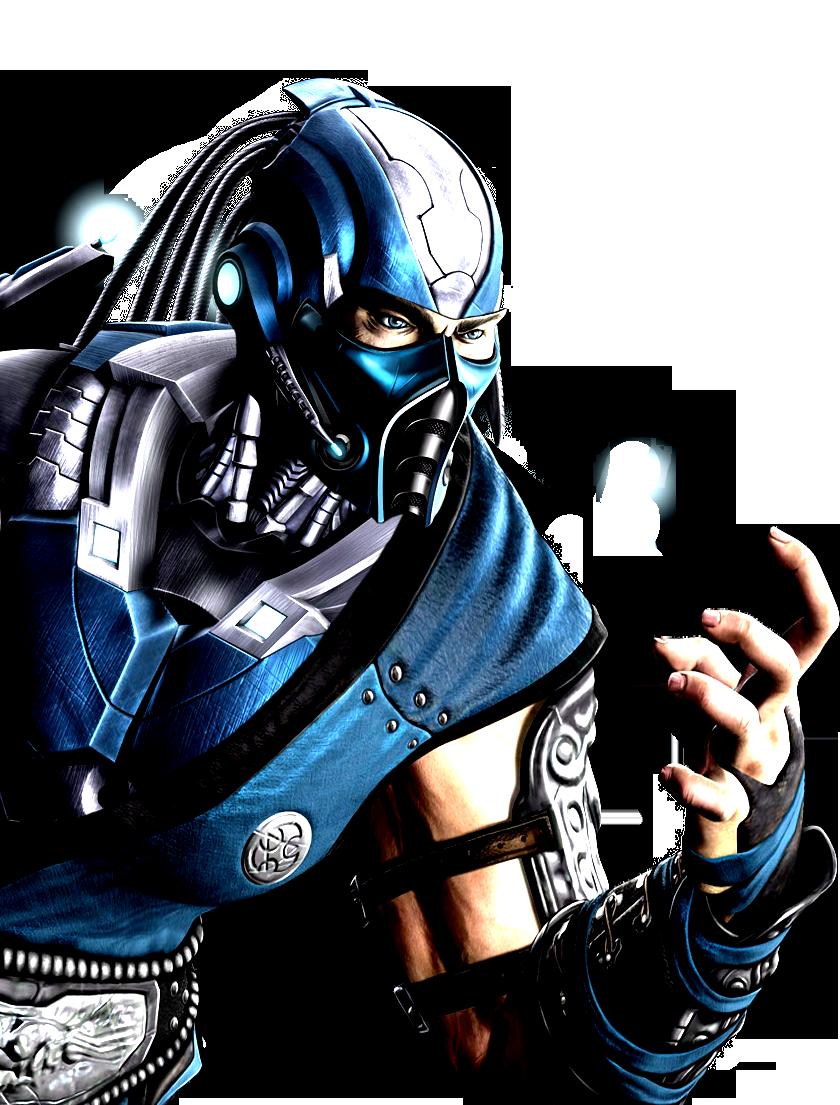 mortal kombat cyborg smoke