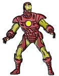 Ironman X statix