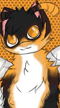 Honeybee Furry #1