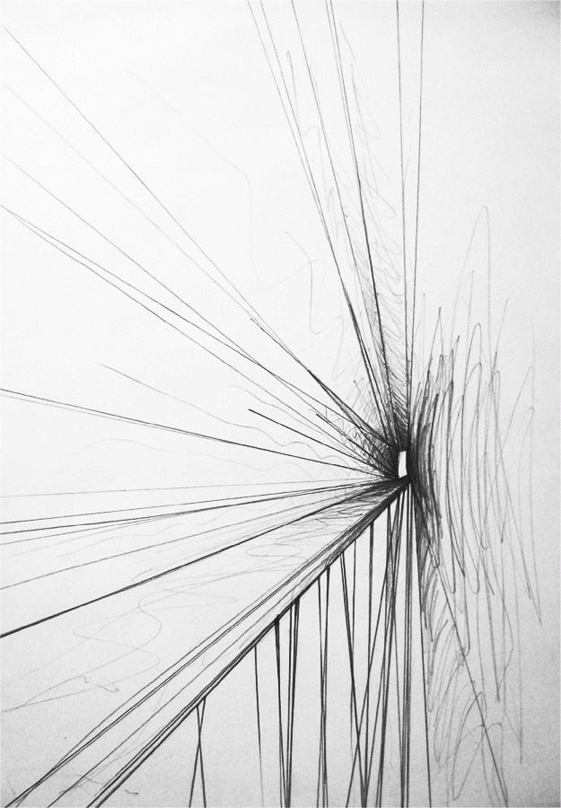 Line Drawing Abstract : Abstract by tuzzz on deviantart