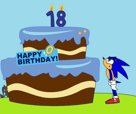 Happy Birthday Sonic 2009