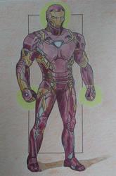 Iron Man doodle