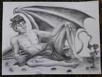Sexy Satan (commission)
