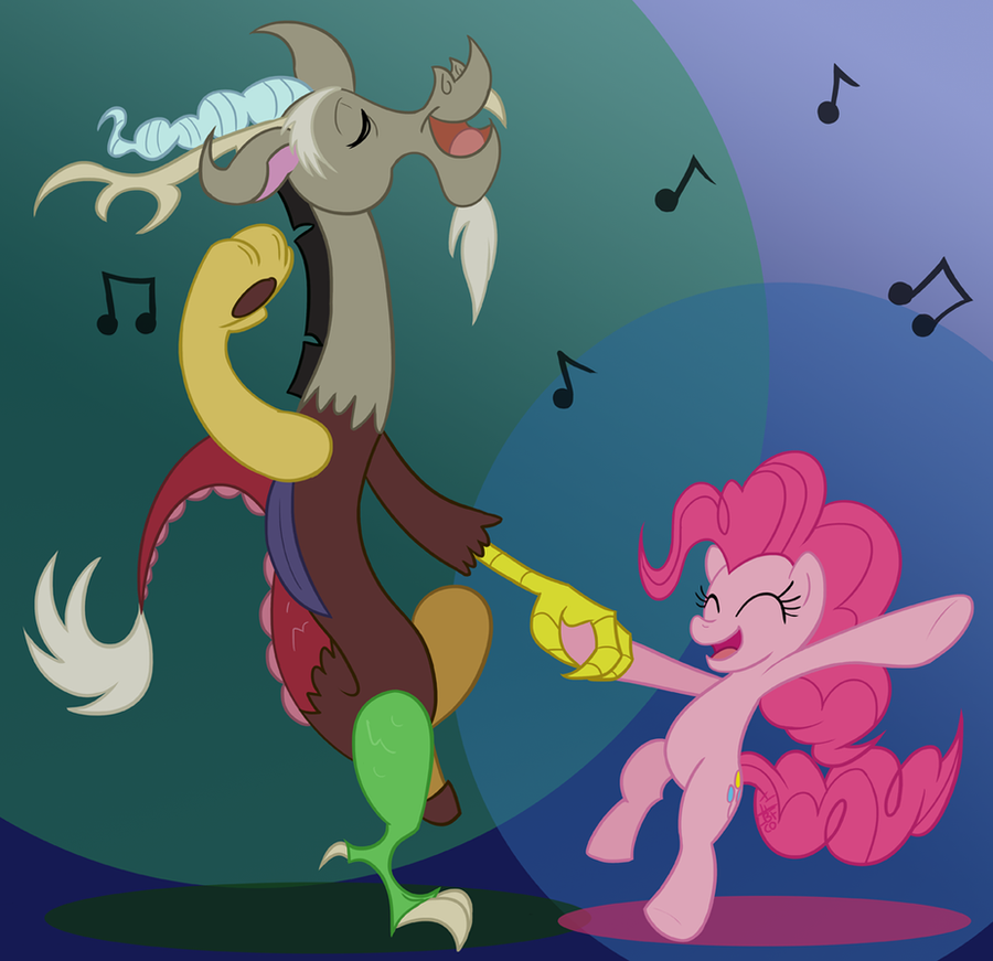 Mlp Party Of Two By Invderlava On Deviantart
