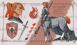 CLOSED Centaur adopt #1